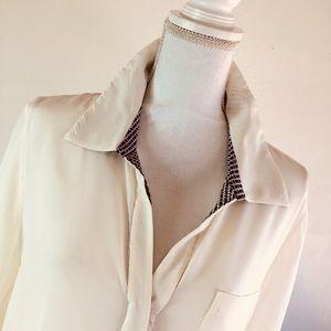 Diane Von Furstenberg Tops - Diane Von Furstenberger Designer Blouse